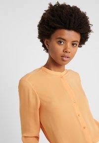Filippa K - ADELE BLOUSE - Overhemdblouse - pale orange - 4