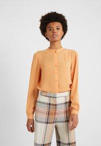 Filippa K - ADELE BLOUSE - Overhemdblouse - pale orange - 0