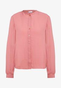 Filippa K - ADELE BLOUSE - Button-down blouse - pink cedar - 4