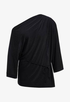 ANNALEE TOP - Långärmad tröja - black