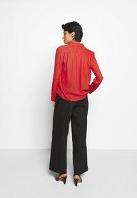 Filippa K - MARIELLE - Overhemdblouse - red orange - 2