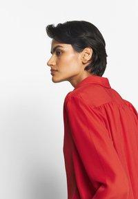 Filippa K - MARIELLE - Overhemdblouse - red orange - 3