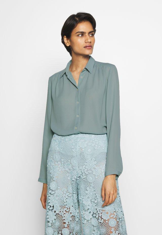 MARIELLE - Button-down blouse - mint powder