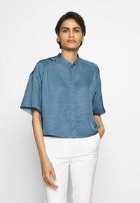Filippa K - TAMMY - Camisa - blue heave - 0