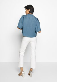 Filippa K - TAMMY - Camisa - blue heave - 2