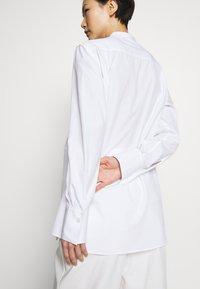Filippa K - FREDDIE SHIRT - Camicia - white - 3