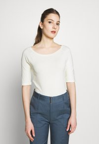Filippa K - BALLERINA SLEEVE  - T-shirt basic - pale lime - 0