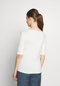 Filippa K - BALLERINA SLEEVE  - T-shirt basic - pale lime - 2