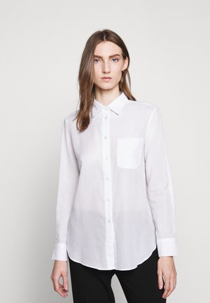 DAPHNE - Button-down blouse - white
