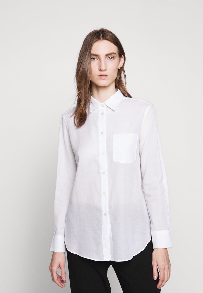 Filippa K - DAPHNE - Button-down blouse - white