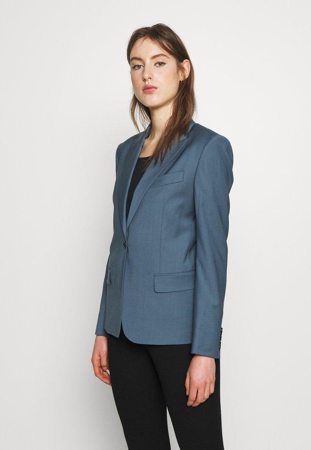 SASHA COOL - Blazer - blue grey
