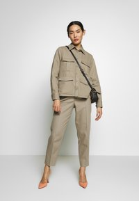 Filippa K - HANNA JACKET - Summer jacket - khaki - 1
