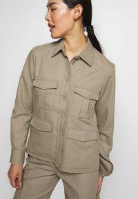 Filippa K - HANNA JACKET - Summer jacket - khaki - 3