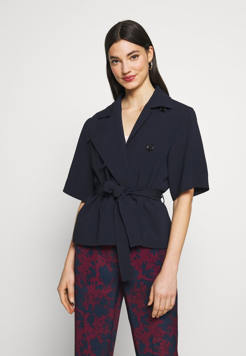 Filippa K - DAKOTA JACKET - Blazer - navy