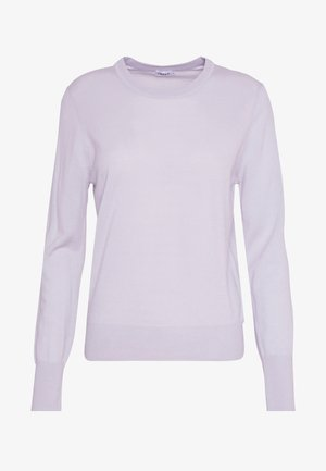 Jersey de punto - sterling grey