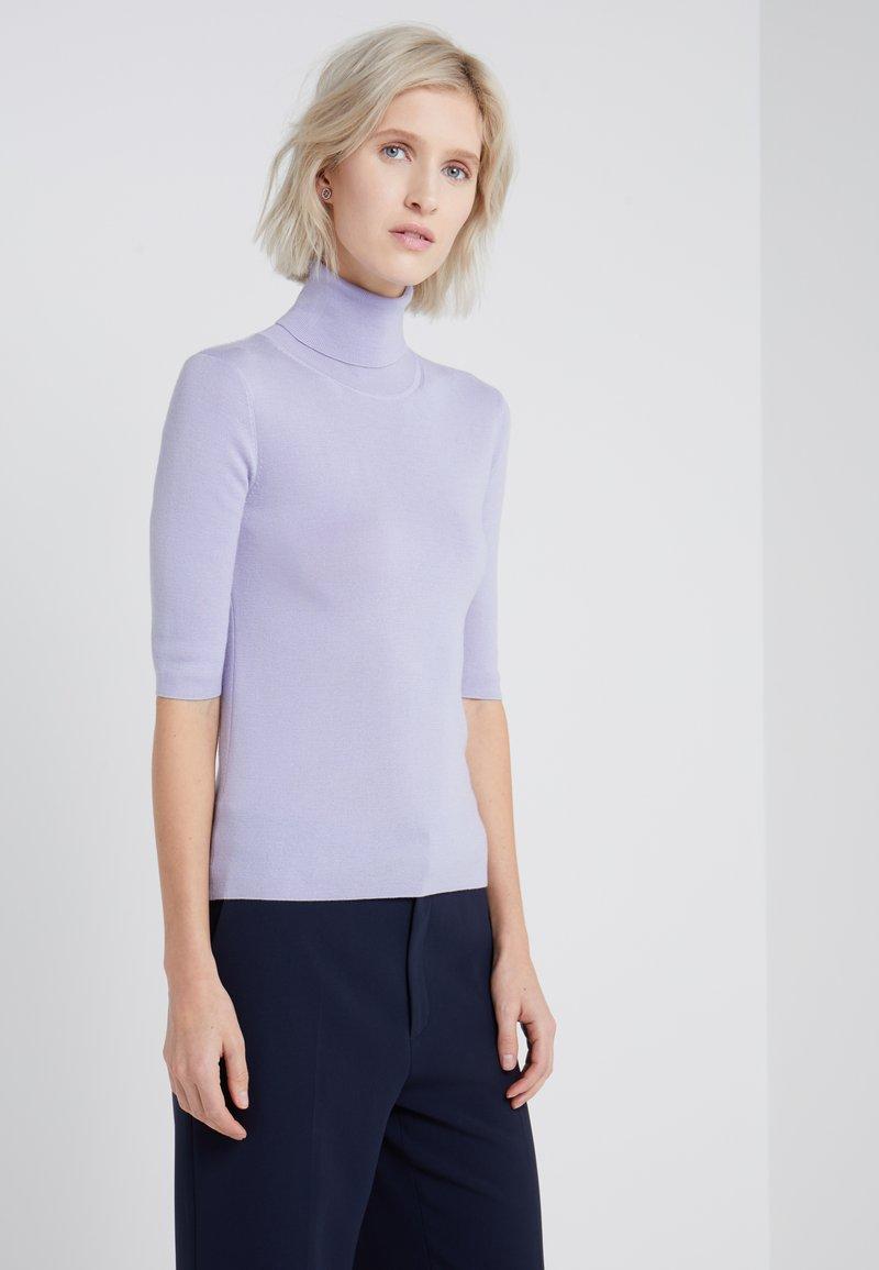 Filippa K - T-shirts print - hyacinth