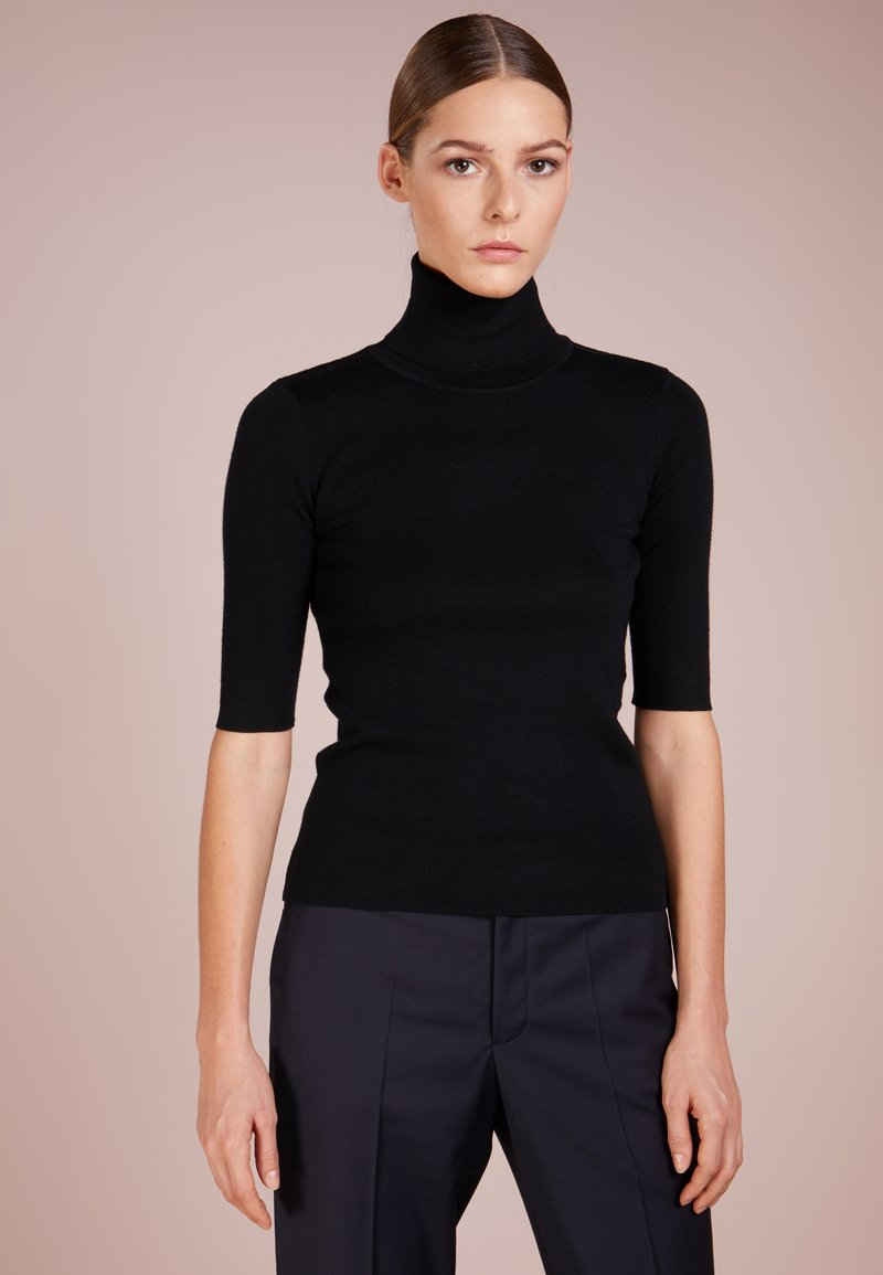 Filippa K - Print T-shirt - black