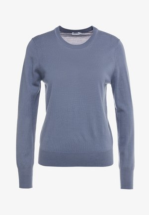Jumper - blue grey