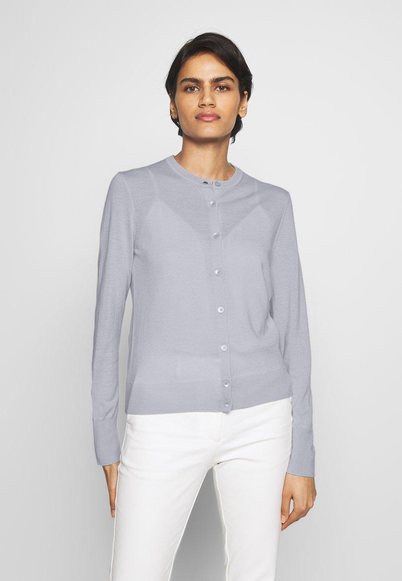 Filippa K - Vest - sterling grey