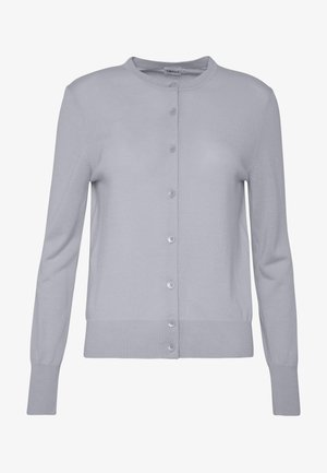 Cardigan - sterling grey