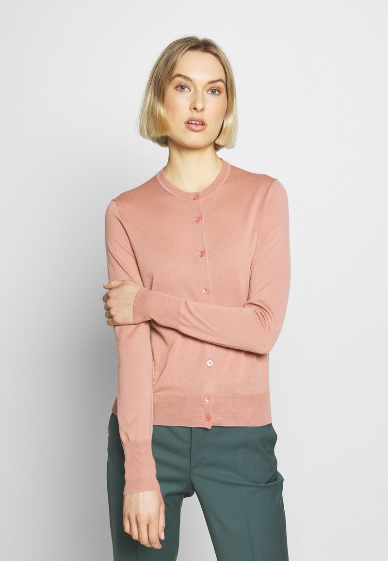 Filippa K - Vest - antique rose