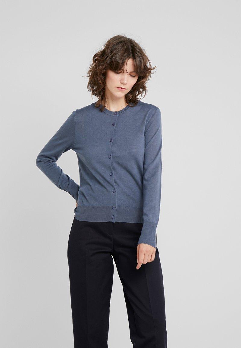 Filippa K - Cardigan - blue grey