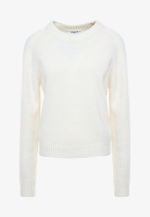SOFT NECK  - Sweter - offwhite