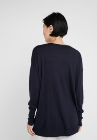 Filippa K - FINE SWEATER - Trui - navy - 2