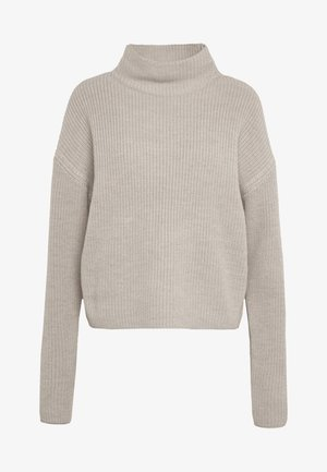 WILLOW - Maglione - grey/beige
