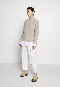Filippa K - WILLOW - Trui - grey/beige - 1