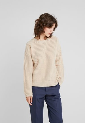 CHRISTY  SWEATER - Trui - beige