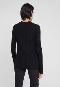 Filippa K - RUBY - Sweter - black - 2
