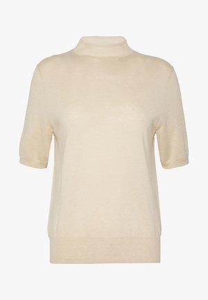 EVELYN - T-shirt basic - ecru