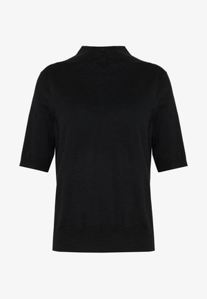 EVELYN - T-shirts - black