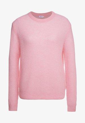 HEATHER - Strickpullover - taffy pink