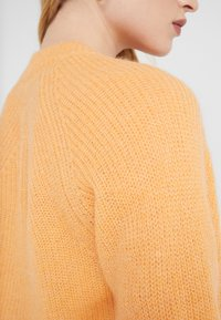 Filippa K - CHARLOTTE CARDIGAN - Vest - pale orange - 5