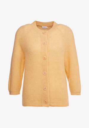 CHARLOTTE CARDIGAN - Kardigan - pale orange