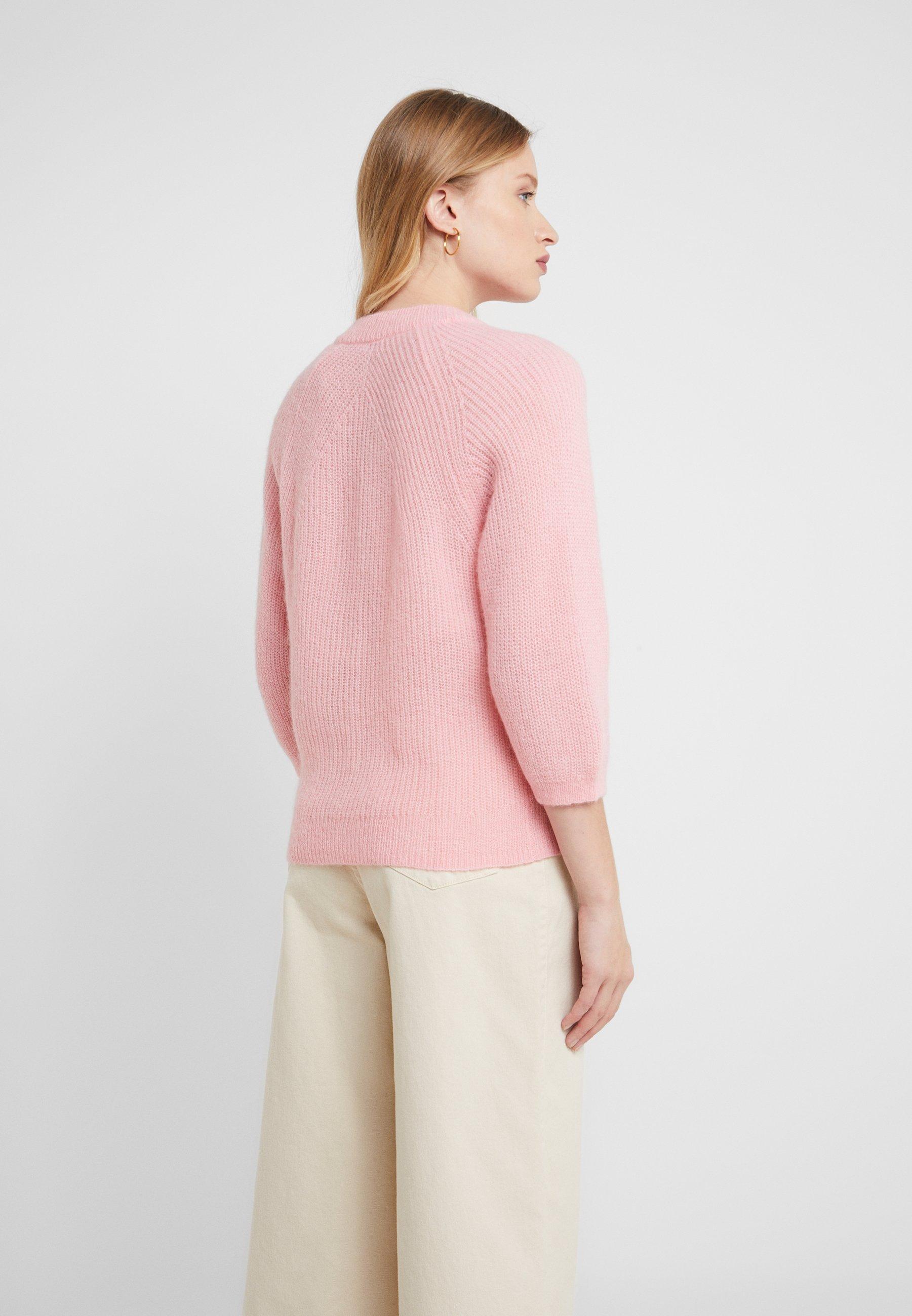 Filippa K CHARLOTTE CARDIGAN - Chaqueta de punto taffy pink