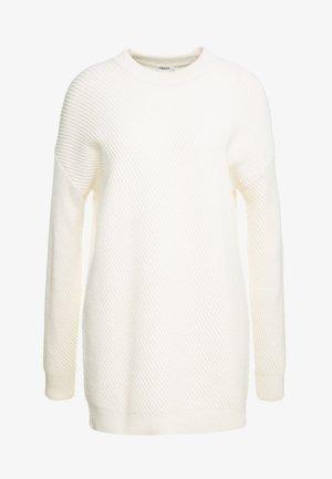 REBECCA SWEATER - Svetr - almond white