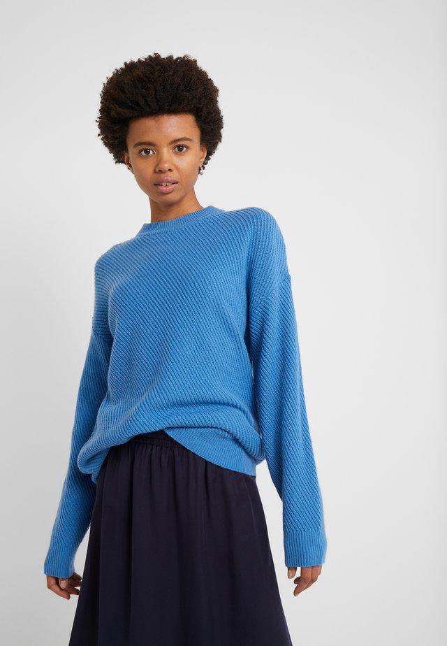 REBECCA SWEATER - Jersey de punto - sapphire blue