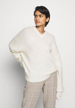 LAUREL - Sweter - white