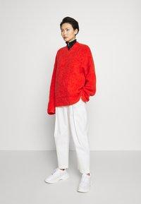 Filippa K - LAUREL - Maglione - red/orange - 1