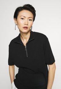 Filippa K - TERRIE - Print T-shirt - black - 5