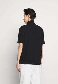 Filippa K - TERRIE - Print T-shirt - black - 2