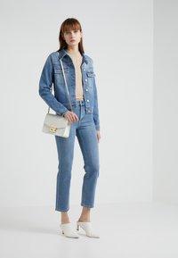 Filippa K - STELLA WASHED - Straight leg jeans - mid blue - 1
