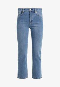 Filippa K - STELLA WASHED - Straight leg jeans - mid blue - 3