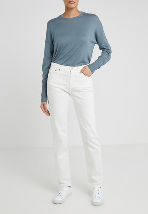 TAYLOR JEAN - Jeans slim fit - white