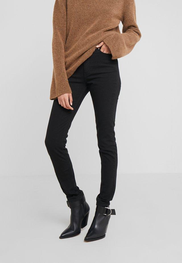 VICKY  - Jeans slim fit - black