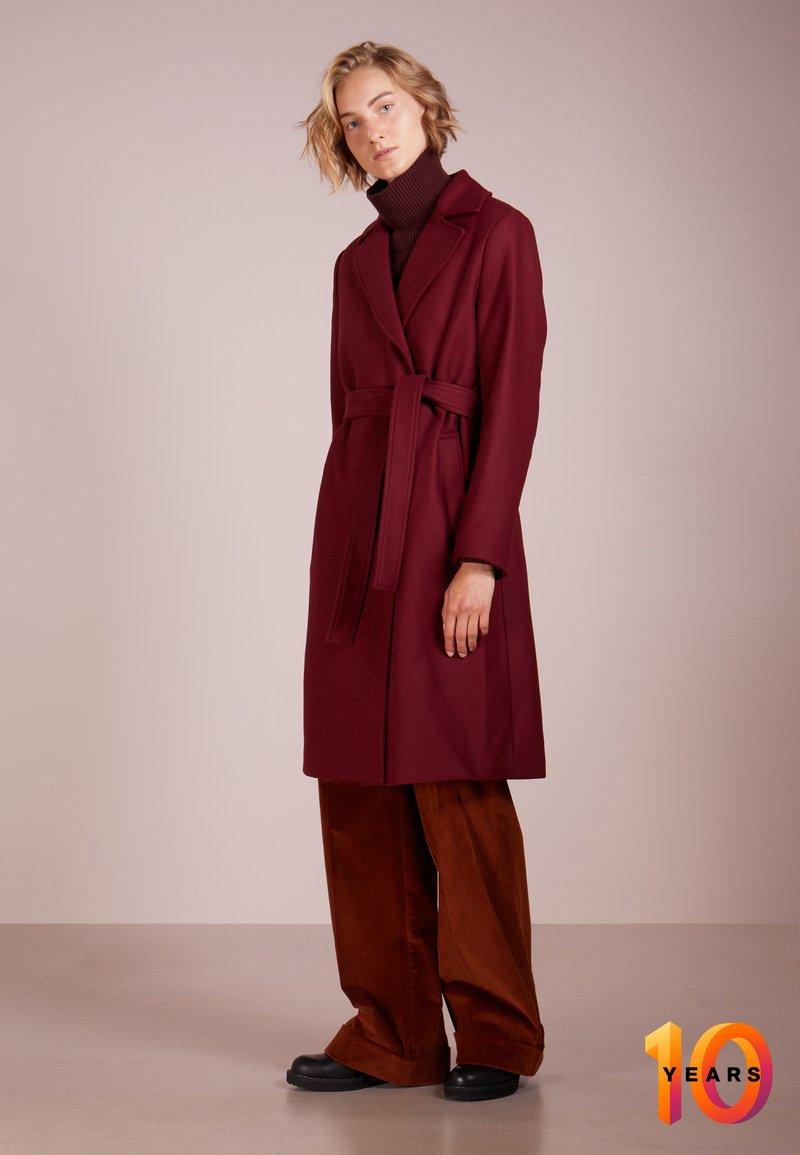 Filippa K - VICTOIRE COAT - Classic coat - bordeaux