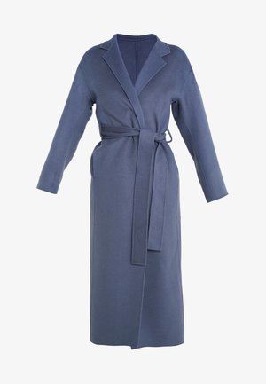 ALEXA COAT - Abrigo - blue grey